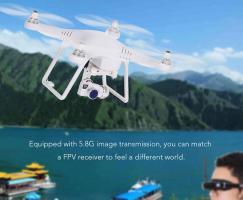 Quadcopter TOVSTO V2 ❣ 4k Cam ❣ FPV nur € 284 frei Haus