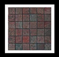 Naturstein Mosaik Boden-Design