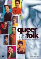 Queer as Folk - Staffel 1 * Gay TV Kult-Serie * Eingeschweißt *