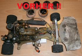 Foto 5 RC-LEICHEN wer Schrott verkauft der bekommt auch nur  einen Schrott Preis dafür!!-Bilder Anschaun !!