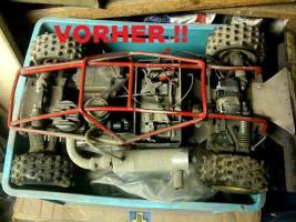 Foto 13 RC-LEICHEN wer Schrott verkauft der bekommt auch nur  einen Schrott Preis dafür!!-Bilder Anschaun !!