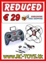 RC Quadcopter 4CH 6Axis nur € 29 REDUZIERT
