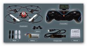 Foto 2 RC Quadcopter 4CH 6Axis nur € 29 REDUZIERT