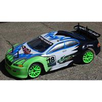 RC Verbrenner Auto On-Road 1/10 3,0 Motor - Sonic
