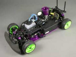 Foto 3 RC * Verbrenner * Sonic 2.4 GHz * 3,0 ccm * 1:10