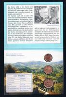 Foto 2 REPUBBLICA di SAN MARINO 1 Eurocent - 2 Eurocent - 5 Eurocent -  2006 -  Prägefrisch im Blister .