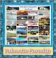 RESORT Villapark Vargesztes, Ferienhäuser mit eigner INNENPOOL, Sauna & Jacuzzi