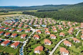 Foto 7 RESORT Villapark Vargesztes, Ferienhäuser mit eigner INNENPOOL, Sauna & Jacuzzi