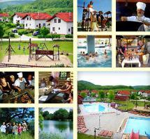 Foto 8 RESORT Villapark Vargesztes, Ferienhäuser mit eigner INNENPOOL, Sauna & Jacuzzi
