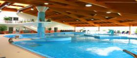 Foto 11 RESORT Villapark Vargesztes, Ferienhäuser mit eigner INNENPOOL, Sauna & Jacuzzi
