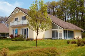 Foto 14 RESORT Villapark Vargesztes, Ferienhäuser mit eigner INNENPOOL, Sauna & Jacuzzi