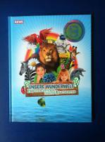 REWE Sticker Unsere Wunderwelt