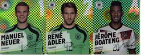 REWE WM 2014 – Glitzerkarten einzeln auswählen (anstatt Tüten)