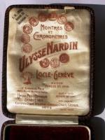 Foto 4 RRR Ulysse Nardin 14k Gold Chronometer Taschenuhr