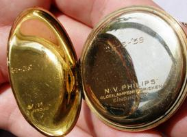 Foto 9 RRR Ulysse Nardin 14k Gold Chronometer Taschenuhr
