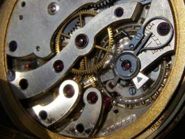 Foto 16 RRR Ulysse Nardin 14k Gold Chronometer Taschenuhr