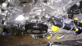 Foto 2 RS 6 Motor 2014 Defekt