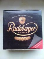 Radeberger Pilsner Glasuntersetzer (4er-Set)
