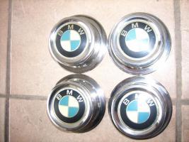 Foto 4 Rarität!!! BMW 1602 Chrom-Radblenden 70er