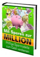 Ratgeber MIT SPAREN ZUR MILLION