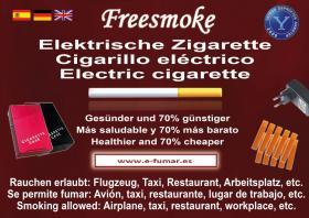 Rauchfrei mit der elektronischen Zigarette