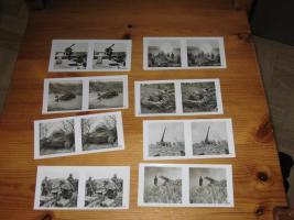 Foto 6 Raumbildbuch ''Kampf im Westen''