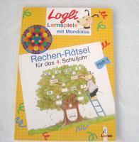 Rechen-Rätsel 4. Schuljahr von Logli
