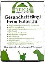 Reico Tiernahrung - Reico Fachberatung mit Know-how