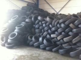 Reifen gebraucht Export u. Verkauf