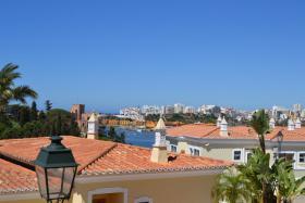 Reihenhaus ''Castle View Nr. 25'' in Ferragudo an der Algarve