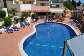 Foto 2 Reihenhaus ''Castle View Nr. 25'' in Ferragudo an der Algarve