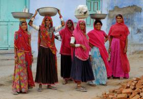 Foto 2 Reise nach Indien