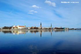 Reise nach Riga