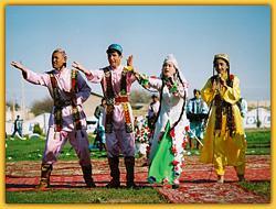 Reise nach Usbekistan zum Navruz-Fest!
