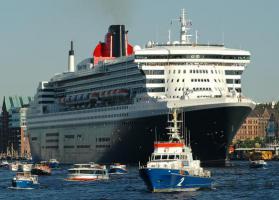 Reiseangebot auf der Queen Mary 2