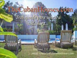 Foto 2 Reisen nach Kuba im Urlaub. Feine Häuser mit Pool in Havanna.
