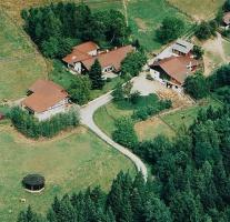 Reitanwesen am Bayerischen Wald in Alleinlage nähe Straubing