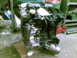Foto 2 Renault 2,2 dci Motor (G9T 150 PS) erneuert mit 12 Monate Garantie