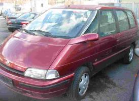 Renault Espace Fensterheber, Scheinwerfer, Türen