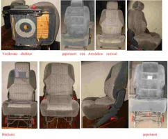 Foto 2 Renault Espace J63 , Getriebe – Getriebehalterung, Druckplatte, Druckscheibe, Getriebe, Tachowelle