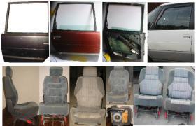 Foto 3 Renault Espace - Scheinwerfer, Bremslicht, Aussenspiegel, Blinker, Tür