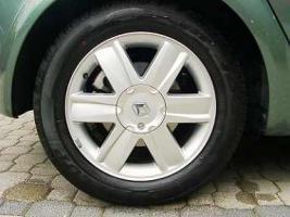 Renault Megane Alufelgen