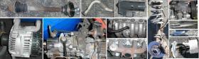 Foto 2 Renault Megane, Bremse, Scheibe, Sattel, Trommel, Bremszylinder, ABS u.v.m