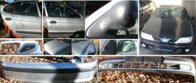 Foto 3 Renault Megane, Bremse, Scheibe, Sattel, Trommel, Bremszylinder, ABS u.v.m
