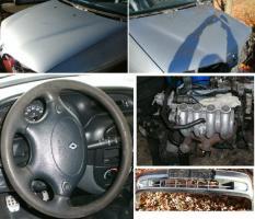 Foto 5 Renault Megane, Bremse, Scheibe, Sattel, Trommel, Bremszylinder, ABS u.v.m