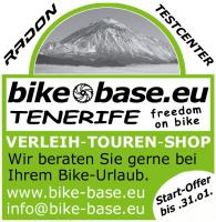 Rennrad und Bike-Urlaub auf Teneriffa