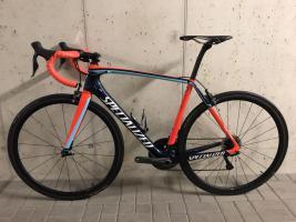 Foto 2 Rennrad Specialized Tarmac PRO Carbon Ultegra Italia S-Works 56cm
