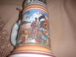 Reservistenkrug  Garde Luftschiffer  München mit Zertifkatnr.12