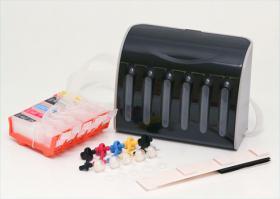 Foto 2 Restposten CISS Schlauchsysteme f. Canondrucker div. Ausführungen NEU