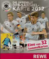 Rewe Sammelkarte Fussball EM 2012 DFB ab 0,10 € --> Mengenrabatt